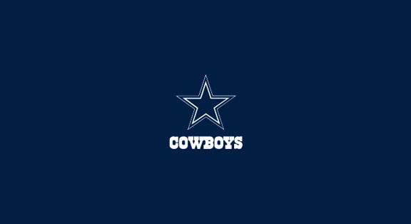 DALLAS COWBOYS POOL TABLE FELT