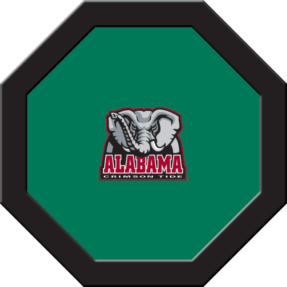 Alabama Crimson Tide – Game Table Felt (A)