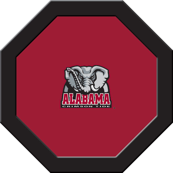 Alabama Crimson Tide – Game Table Felt (B)