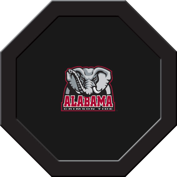 Alabama Crimson Tide – Game Table Felt (C)