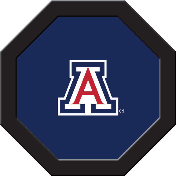 Arizona Wildcats – Game Table Felt (A)