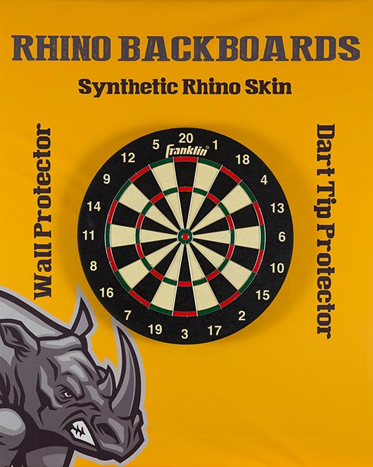 Custom Professional Dart Board Backboard