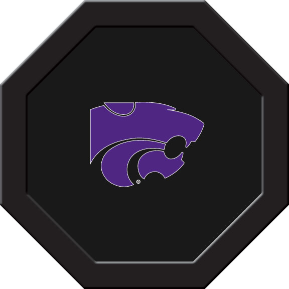 Kansas State Wildcats – Game Table Felt (A)