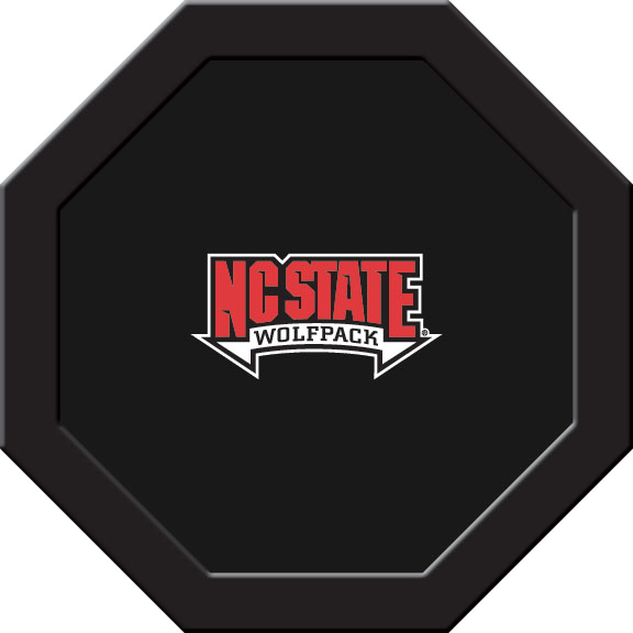 NC State Octagon Game Table