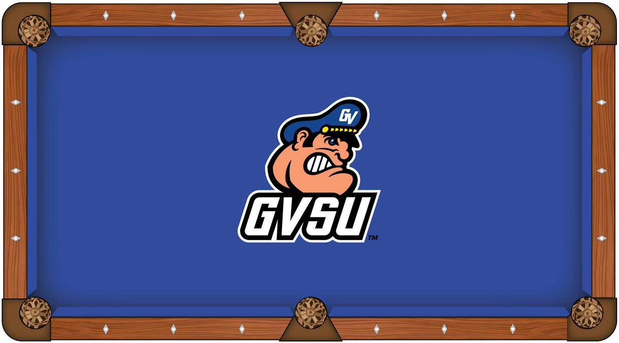 Grand Valley State University Pool Table Felt