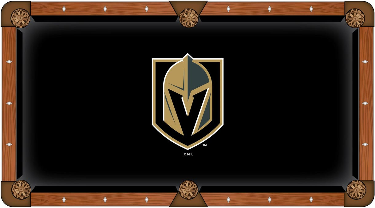Vegas Golden Knights Pool Table