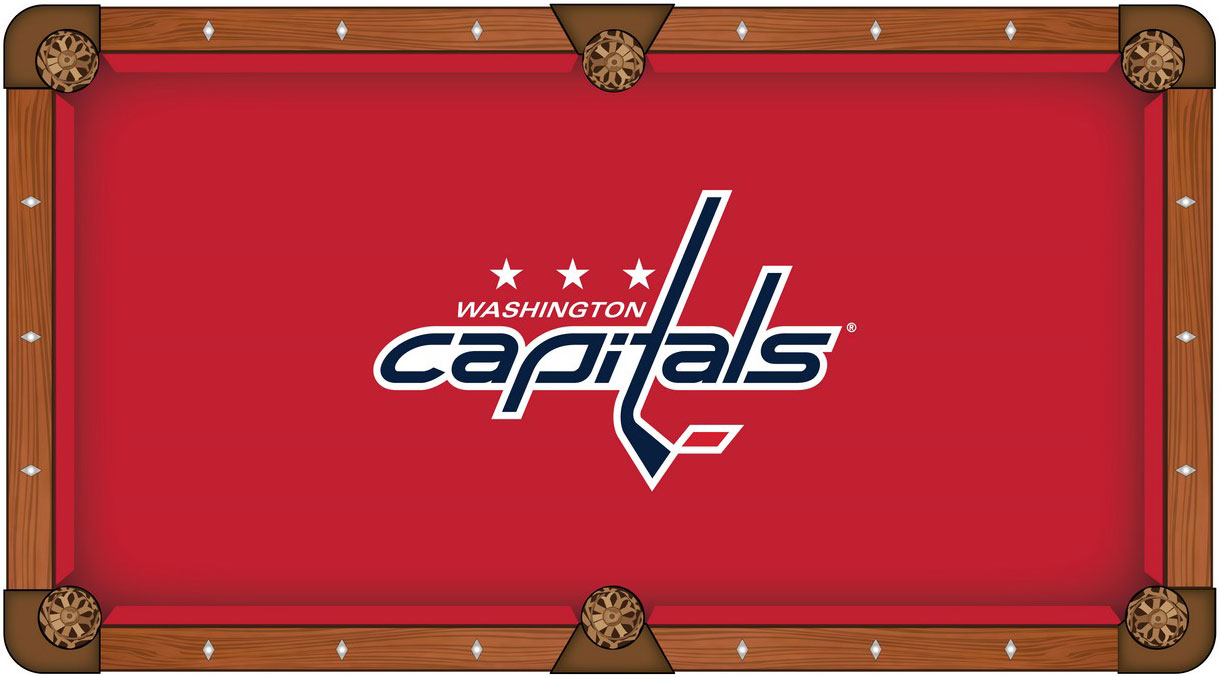 Washington Capitals Pool Table Felt