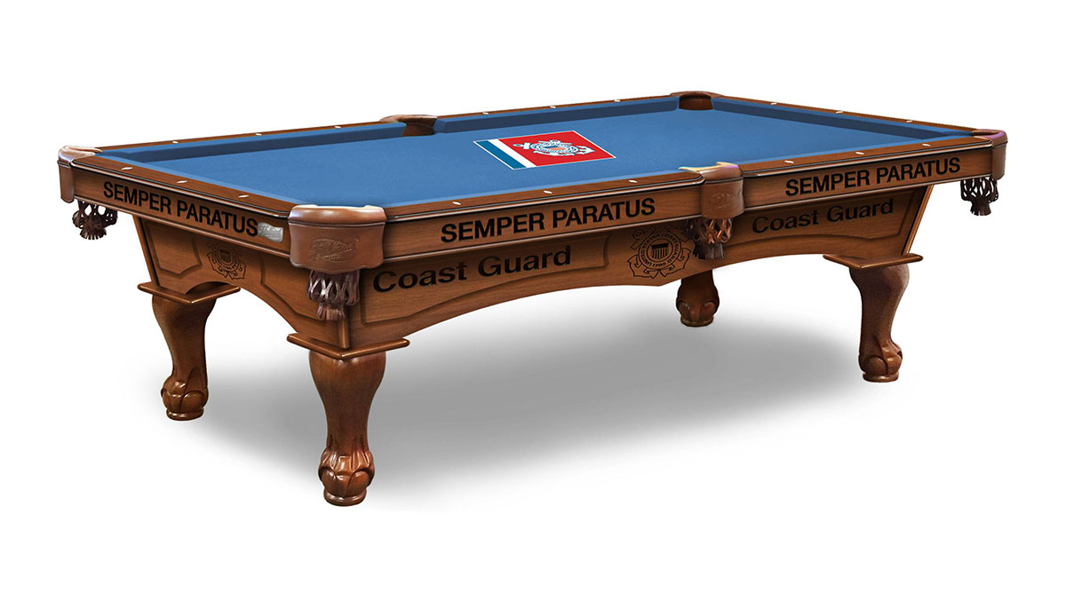 U.S. Coast Guard Pool Table