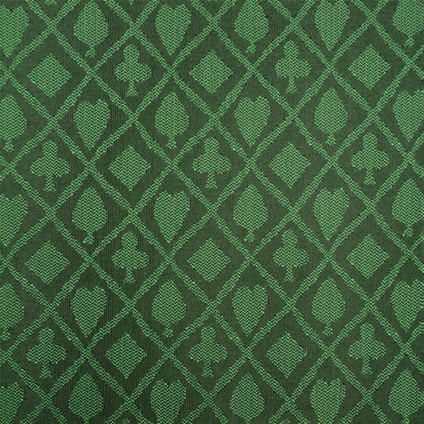 Suited Poker Table Felt – Green