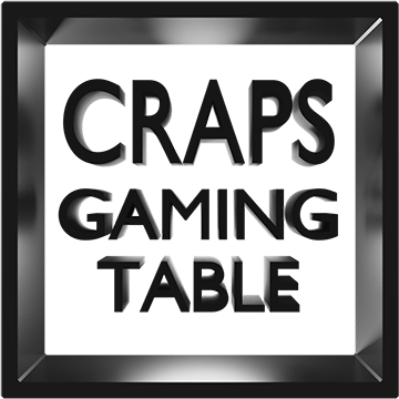 Craps Gaming Table