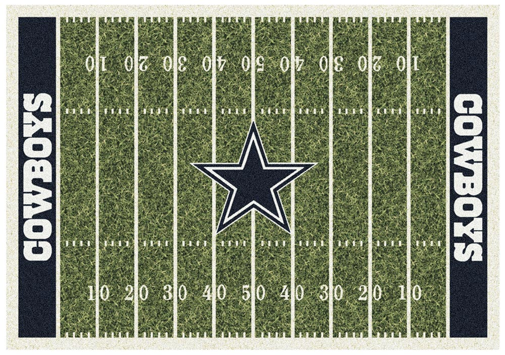 DALLAS COWBOYS HOMEFIELD RUG